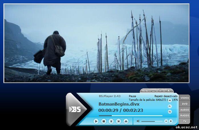 Аудио-видео плееры Просмотров: 333 Загрузок: 141. bsplayer 2.63 скачать, bs